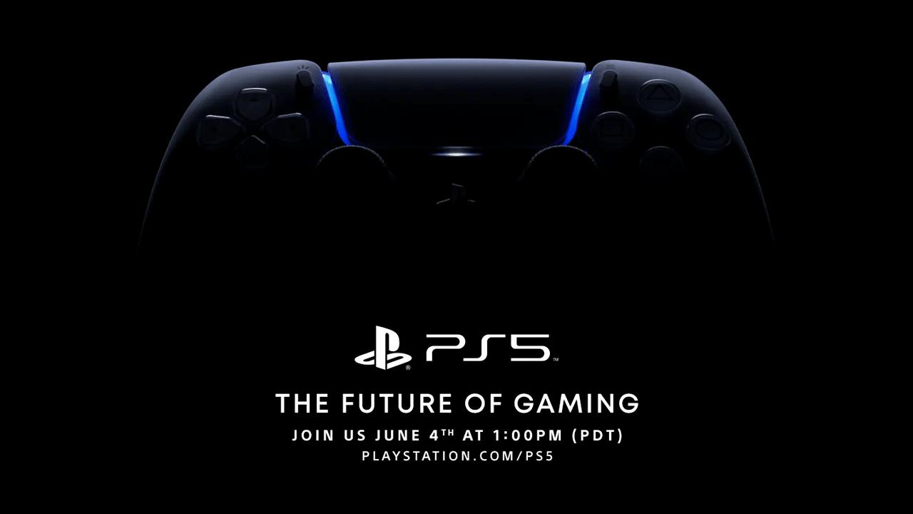 PlayStation 5 June 4 Reveal