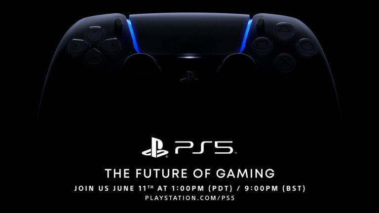 PS5 June 11 Reveal