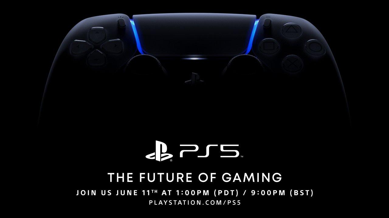 PS5 June 11 Reveal