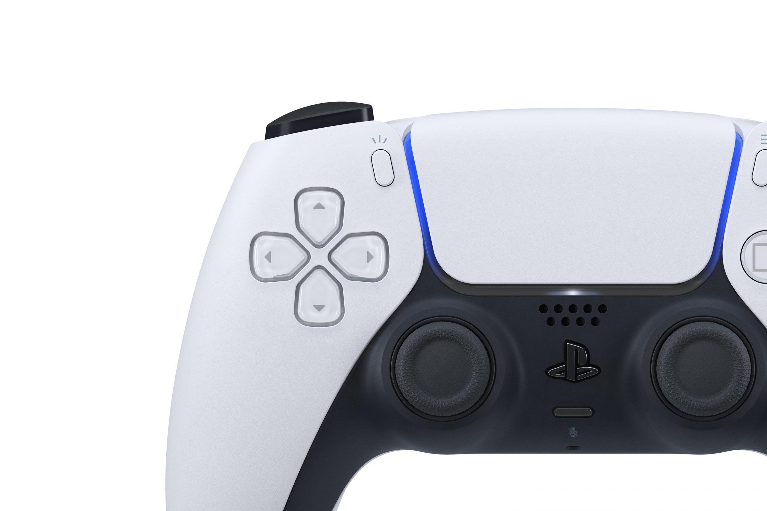 PS5 DualSense Close Up