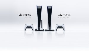 PlayStation 5 and PS5 Digital Edition