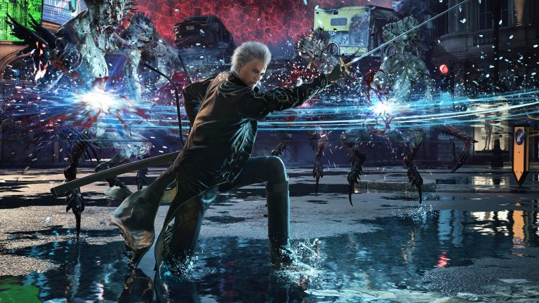 Devil May Cry 5 Special Edition Vergil