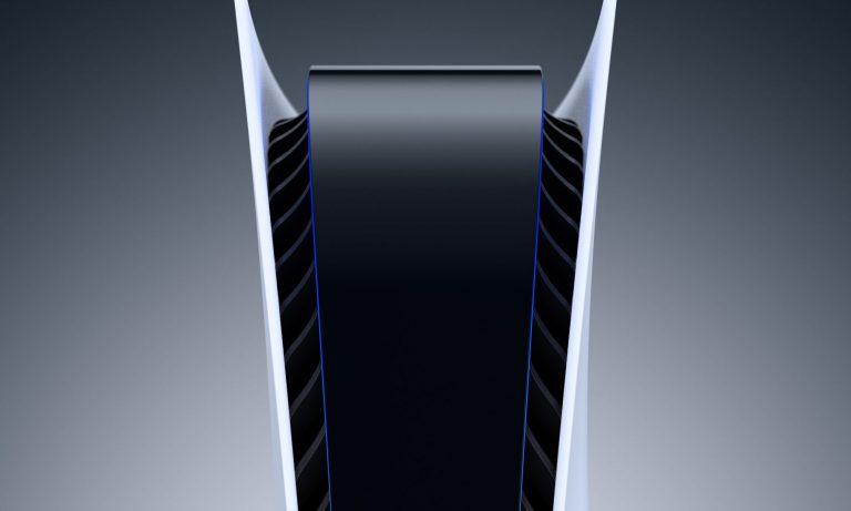 PlayStation 5 Standing Top