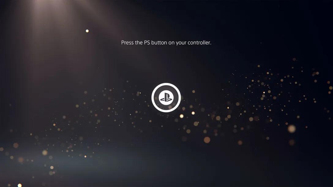 PlayStation 5 UI