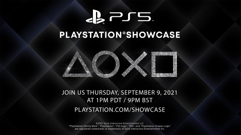 PlayStation Showcase Sep 9th 2021